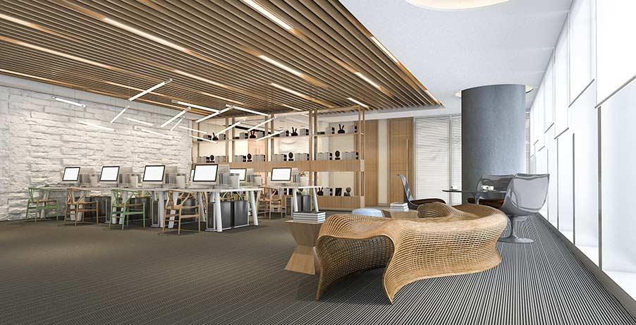 Fyra lediga kontor i Göteborg just nu